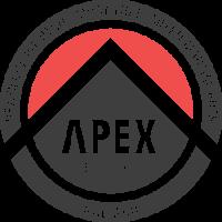 Apex kalmar logotyp